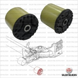 Rear subframe bushes, Combo, Corsa