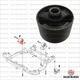 Kia/Hyundai engine mount bush