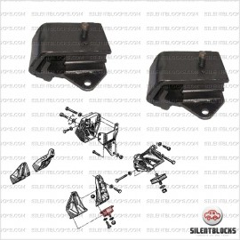 Supports moteur gauche/droit Renault Trafic I