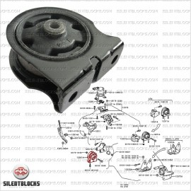 Support transmission RAV4