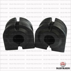 2 Front anti-roll-bar bushes BMW
