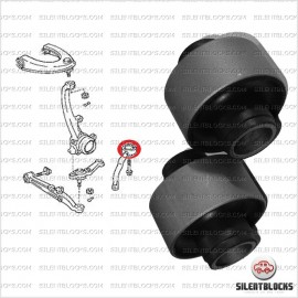 Front lower control arm silentblocks IS200 / IS300